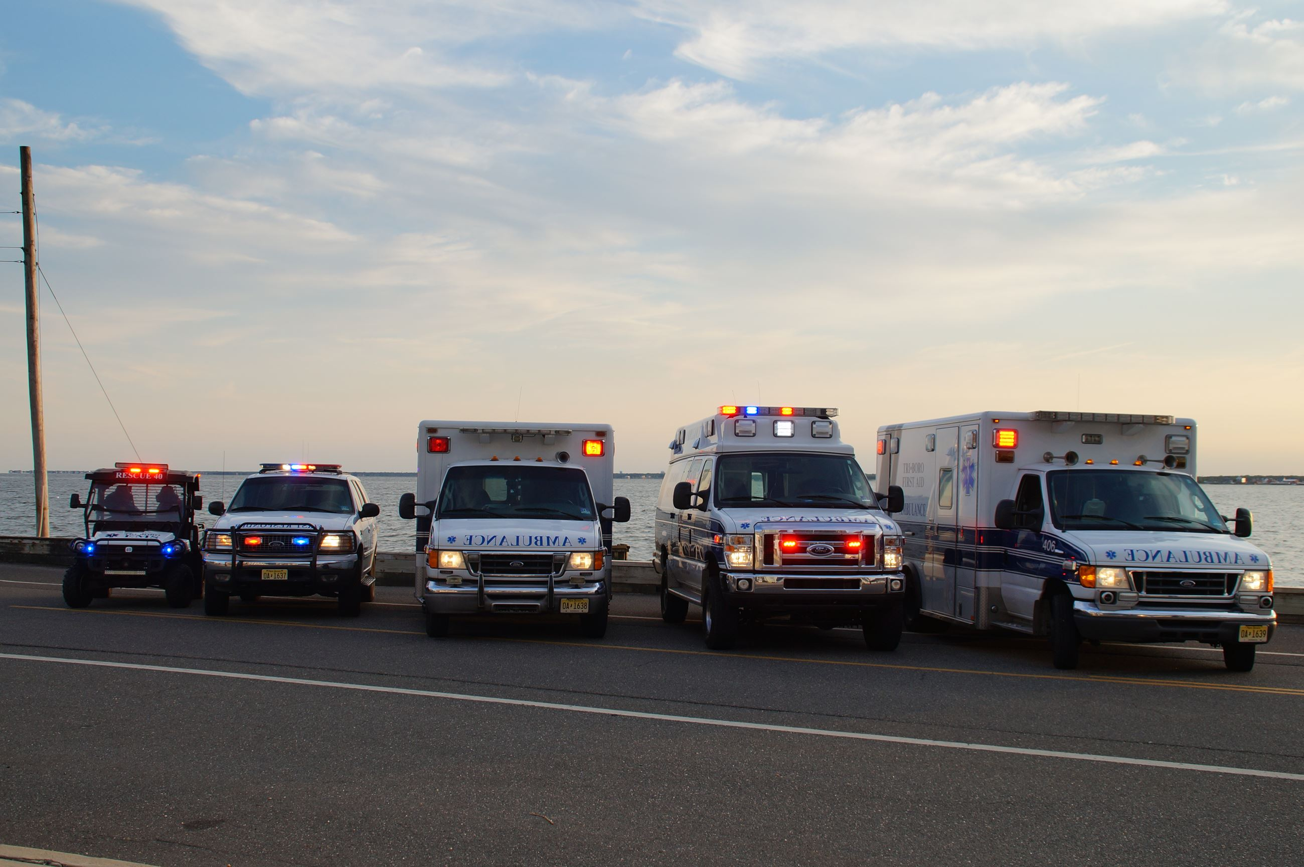 Emergency Medical Services | Seaside Heights Borough, NJ